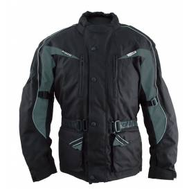 Cologne jacket, ROLEFF, men's (black / dark gray)