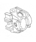 Hlava motoru XB27