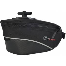 Saddle bag T1.4 QR, OXFORD (with quick release system, volume 1.4 l)