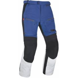 MONDIAL pants, OXFORD ADVANCED (gray / blue / black)
