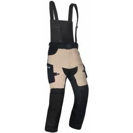 Nohavice MONTREAL 3.0, OXFORD (svetlo pieskové / čierne)