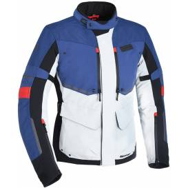 MONDIAL jacket, OXFORD ADVANCED (gray / blue / black / red)
