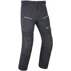 ZKRÁCENÉ kalhoty MONDIAL, OXFORD (černé)
