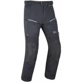 PRODLOUŽENÉ kalhoty MONDIAL, OXFORD (černé)
