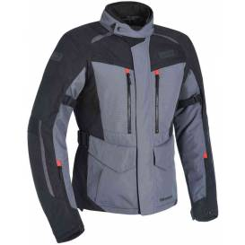 CONTINENTAL Jacket, OXFORD ADVANCED (black / gray)