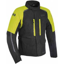 CONTINENTAL jacket, OXFORD ADVANCED (yellow fluo / black)