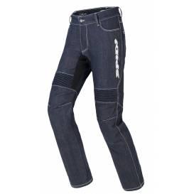 Nohavice, jeansy FURIOUS PRO, SPIDI (tmavo modré s logom)