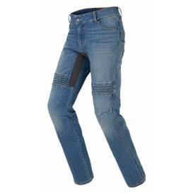 Kalhoty, jeansy FURIOUS PRO, SPIDI (modré, středně seprané)