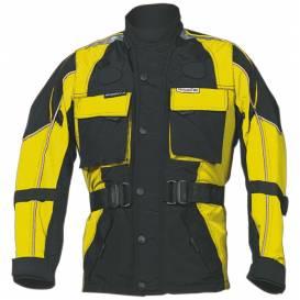 Taslan jacket, ROLEFF, children's (black / yellow)