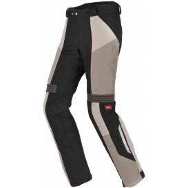 Kalhoty NET RUNNER H2OUT, SPIDI (pískové/černé)