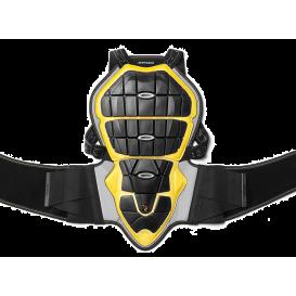 Páteřový chránič BACK WARRIOR LADY 145/160, SPIDI, dámský (černý/žlutý)