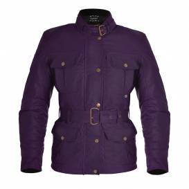 BRADWELL jacket, OXFORD, women's (purple)