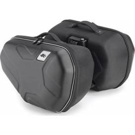 EASYLOCK side cases - 17l, KAPPA (thermoplastic)