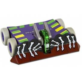 WITCH DOCTOR Fighting Robot (Purple) 413-5126