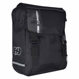 Side bag T15 QR, OXFORD (with quick release system, volume 15l, 1pc)
