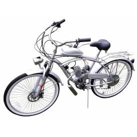Motokolo Sunway Beach Cruiser Silver 80cc 2t