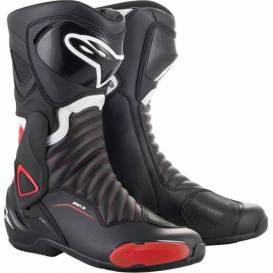 Shoes S-MX 6, ALPINESTARS (black / red)
