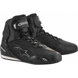 FASTER-3 shoes, ALPINESTARS (black / black)