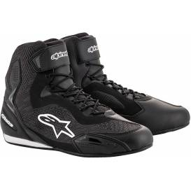 FASTER-3 RIDEKNIT shoes, ALPINESTARS (black)