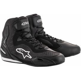 Topánky FASTER 3 RIDEKNIT, ALPINESTARS (čierne)