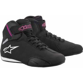 STELLA SECTOR shoes, ALPINESTARS, women's (black / purple)