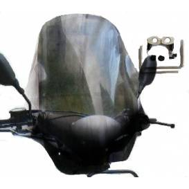 Plexi shield for ATVs and motorcycles Sunway Type 5