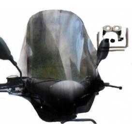 Plexi štít pro čtyřkolky a motocykly Sunway Typ 5