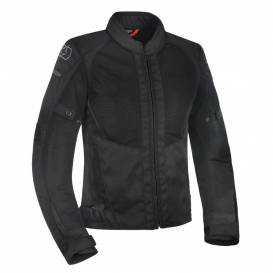 Jacket IOTA 1.0 AIR, OXFORD, women's (black)