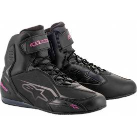STELLA FASTER-3 shoes, ALPINESTARS, women's (black / purple)