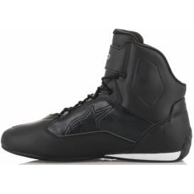 Topánky STELLA FASTER 3, ALPINESTARS, dámske (čierne / strieborné)