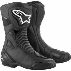 Topánky SMX-S WATERPROOF, ALPINESTARS (čierne)