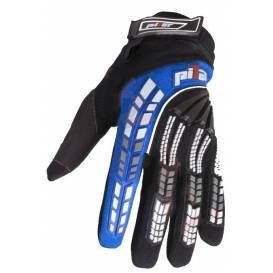 PIONEER gloves, PILOT, children (black / blue)