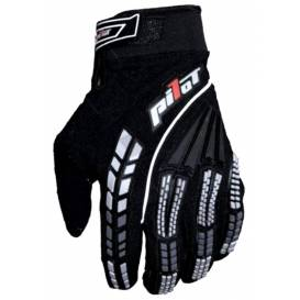 PIONEER gloves, PILOT, children (black)