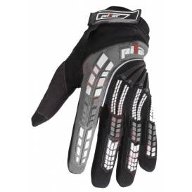 PIONEER gloves, PILOT, children (black / gray)