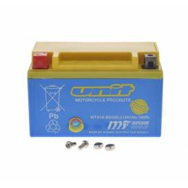 Baterie gelová 12V, YTX7A-BS, 7Ah, WM Moto