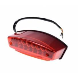 LED světlo zadní ATV - UNI RED