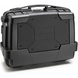 MONOKEY TopCase/Boční kufr GARDA BLACK LINE - 33l, KAPPA (černý, kompozit)