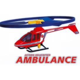 AMBULANCE launch helicopter