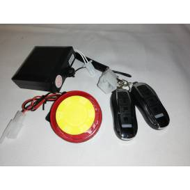 Alarm with remote shutdown for ATVs 110/125/150 / 250cc