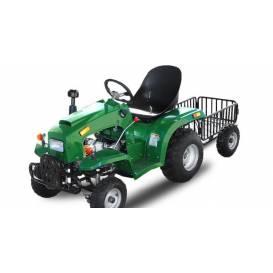 Čtyřkolka- ATV Traktor NITRO 110cc s vozíkom