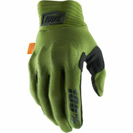 COGNITO gloves, 100% (army green)