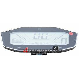 Tachometer for Tmax Scooter CE50 - 60V1500W