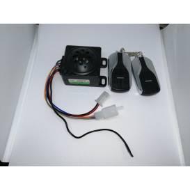 Alarm s DO pro Tmax Scooter CE50/CE60 - 60V1500W