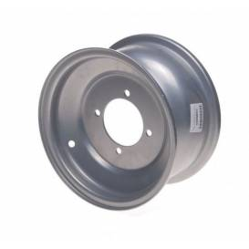 Sheet metal disc 10 x 5.5 4x110 (front)