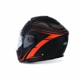 PHANTOM S Lead Helmet, AIROH - Italy (black / orange)