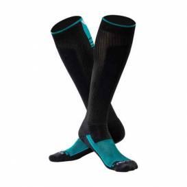 Ponožky SKY - Non compressive, UNDERSHIELD (čierna / modrá)