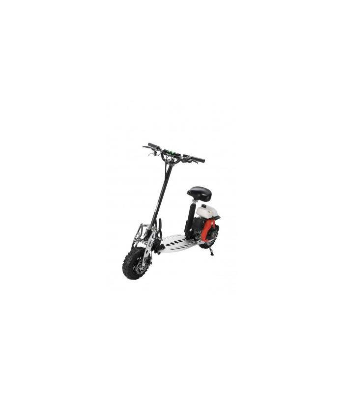 X-scooters XG 49cc 4t Černá