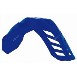 Blatník přední Yamaha, RTECH - Itálie (modrý, s průduchy)