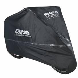 Plachta na elektrobicykel Stormex E-BIKE, OXFORD (čierna)