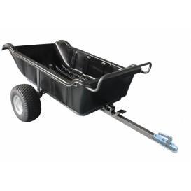 Trolley for quads SHARK GARDEN 680 - black